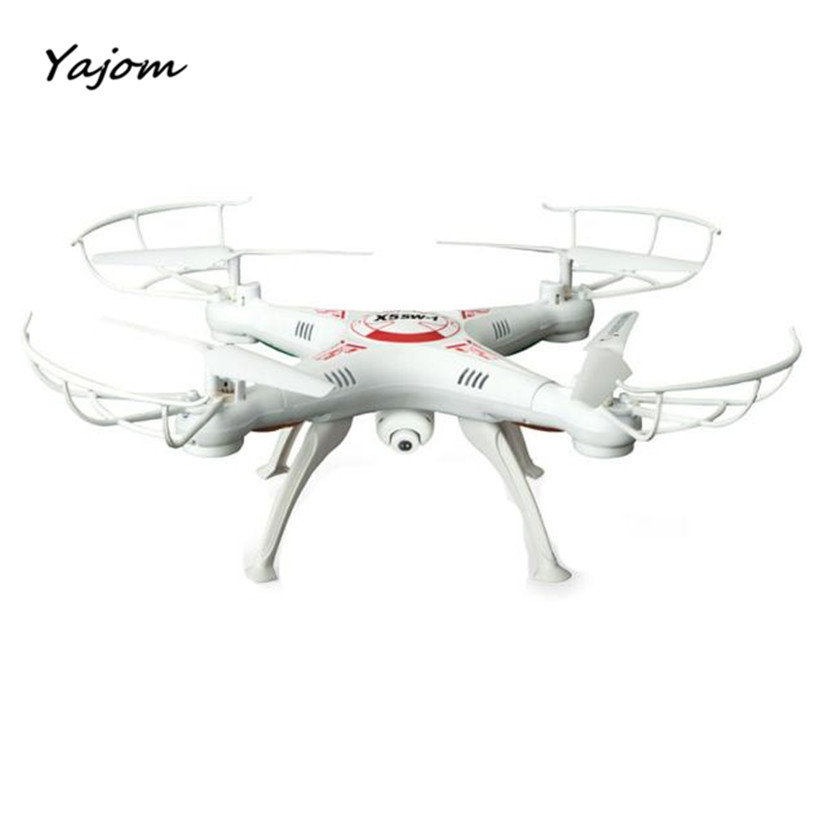 2017 X5SW-1 6-Axis Gyro 2.4G 4CH Real-time Images Return RC FPV Quadcopter drone  wifi with HD Camera One-press Return Mar 1 jjrc v686k wifi version 6 axis gyro 2 4g 4ch fpv quadcopter with camera one press return and cf mode original box