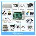 Raspberry Pi 3 Модель B 1 ГБ RAM Quad Core 1.2 ГГц Полный Starter Kit пи box кабель светодиоды макет Pi Сапожник Breakout Комплект GPIO