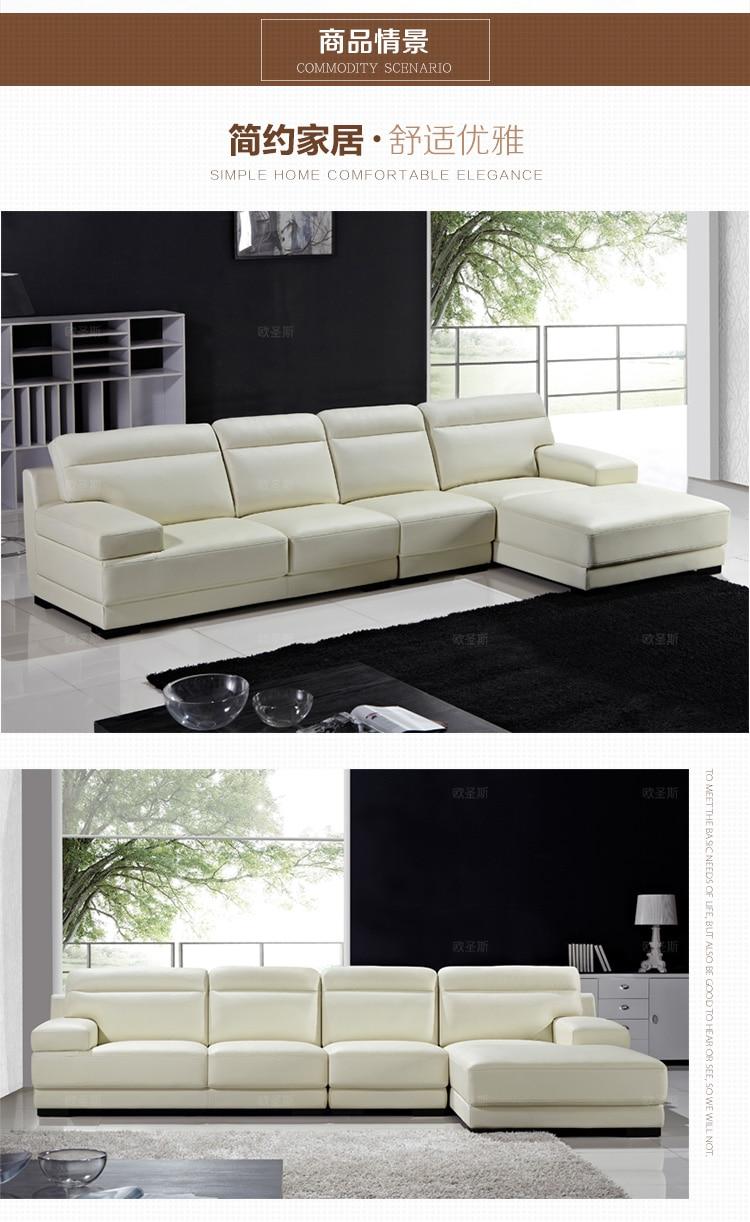 Livingroom Furniture Latest Sofa Set New Designs 2019 Modern