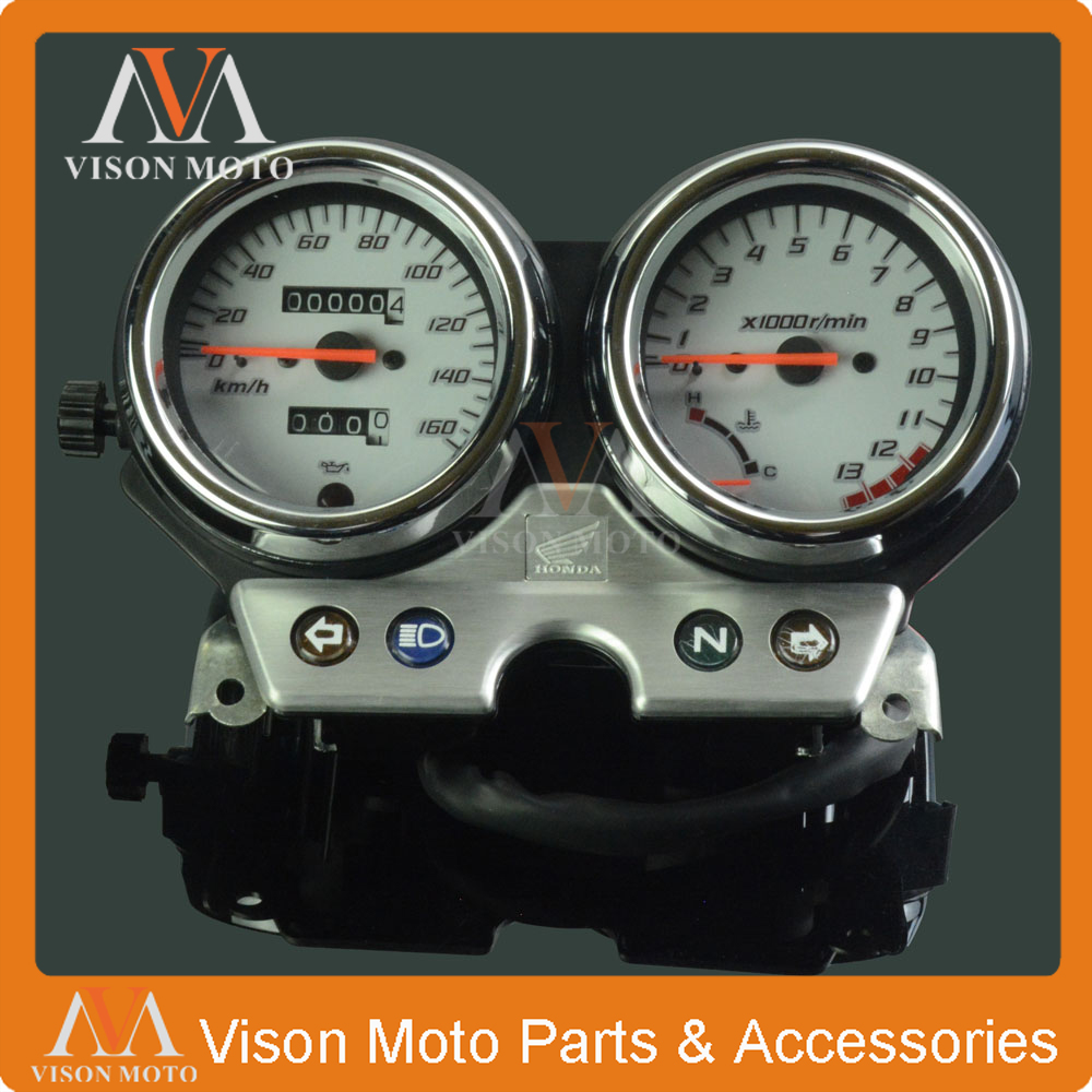 Motorcycle Speedometer Clock Instrument Gauges Odometer Tachometer  For HONDA VT250 VTR250 1998 1999 2000 2001 2002 2003 2004