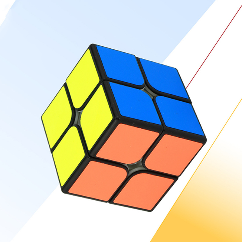 MOYU MOFANGJIAOSHI 2X2X2 MF2S SPEED MAGIC CUBE - ფაზლები - ფოტო 6