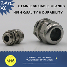 Rope Gland Fittings 4-8mm