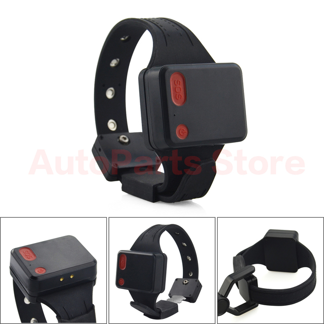 Gps Tracker Mt60x For Prisoner Ankle Bracelet Key Locker With Strap Offender Prisoners