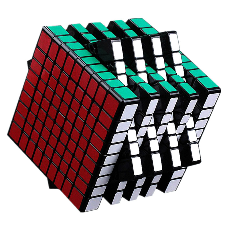 SHENGSHOU 9x9x9 Cube Magique Professionnel Concurrence Cube 9 Couche Cubo Magico Pour Jouets Pour Enfants Les Adultes