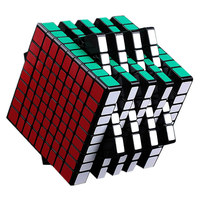 SHENGSHOU 9x9x9 Magic Cube Professional Competition Cube 9Layer Magico Cubo For Toys For Children Grownups