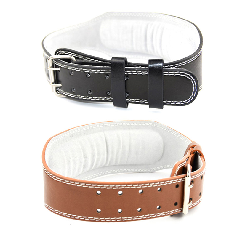 Drop Ship New Wide Weightlifting Belt Bodybuilding Fitness belts Barbell Powerlifting Training waist Protector gym belt for back new sport leather weight belt gym waist support power belts training fitness protective belt for free shipping kylin sport