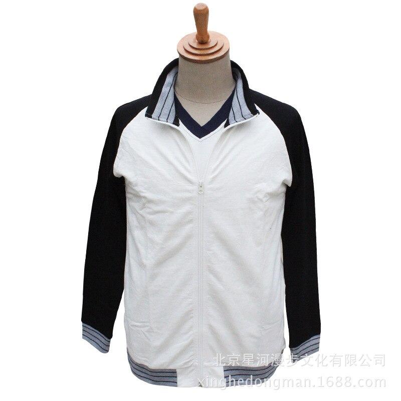 Stay Night Miya Shiro Cosplay Costume Coat Miya Shiro Sweater T-shirt Fate