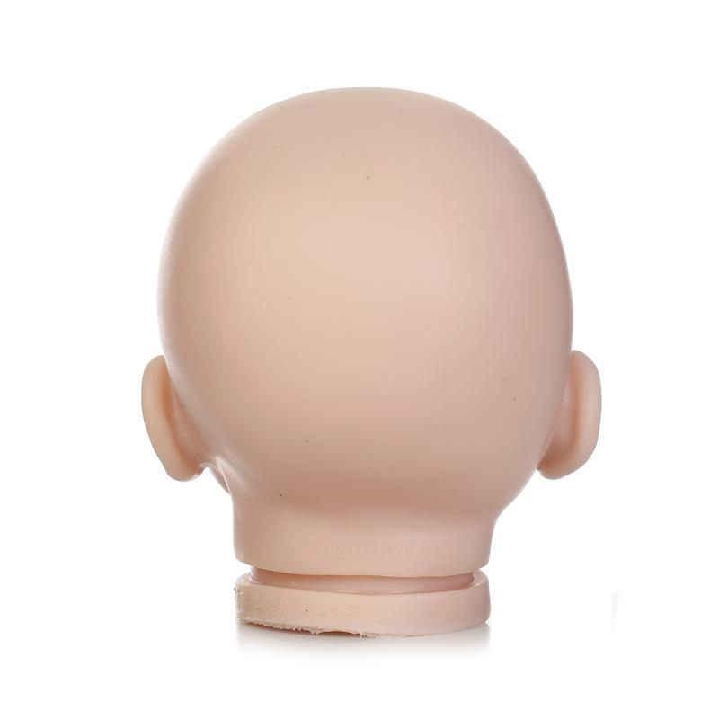 Новый 22 дюймов части куклы Reborn кукла комплект для 55 см Bebes Reborn кукла Неокрашенная пустая кукла комплект мягкий винил Reborn полное виниловое тело