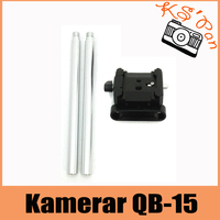 KAMERAR QB 15 BASE MOUNT ONLY WITH 8 15MM EXTENSION RODS FOR QV 1 QV 1M View Finder