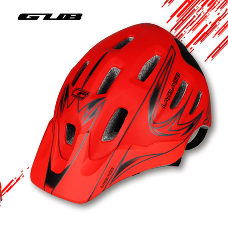 GUB XX7 Ultralight 18 Vents Cycling Helmet Integrally-molded Casco Ciclismo MTB Road Bike Bicycle Helmet Kids EPS+PC 4 Colors moon ultralight mtb road bicycle cycling pc eps helmet riding bike integrally molded sport climbing head protect bicycle