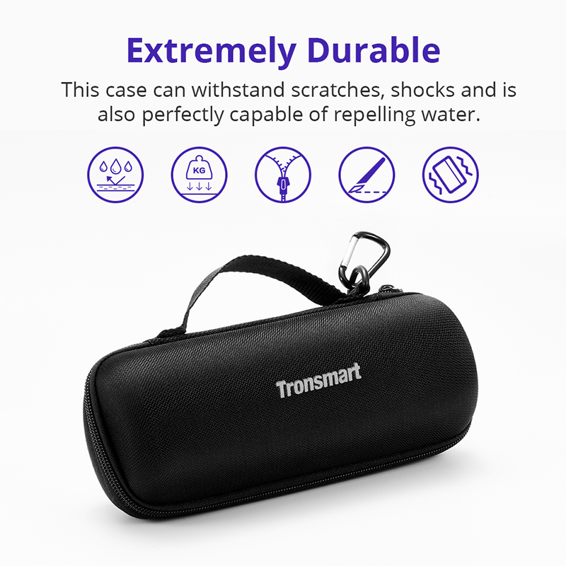 Tronsmart Blaze Bluetooth Speaker 10W IPX56 Column Waterproof Speaker with Superior Bass & LED Lights for bicycle sports 12