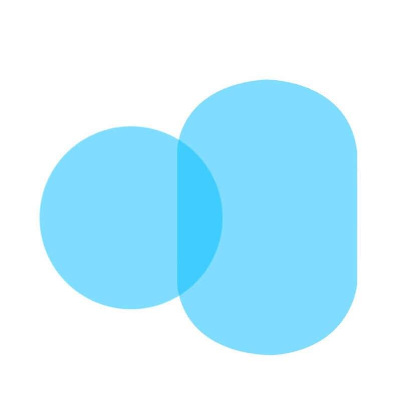 Para Vip azul ovalado 10x13,5 cm 2 unids/set Anti niebla Ventana de coche película transparente Anti-luz Coche espejo retrovisor protector impermeable
