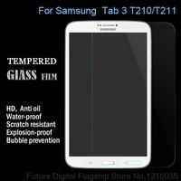 HD Tempered Glass Screen Protector For Samsung Galaxy Tab 3 7 0 T210 T211 T215 P3200