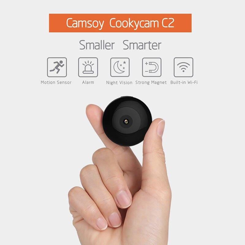 Meisort WI-FI IP Камера 1080P HD Беспроводной охранных P2P Smart Mini Камеры Скрытого видеонаблюдения Ночное видение Видеоняни и радионяни Камера