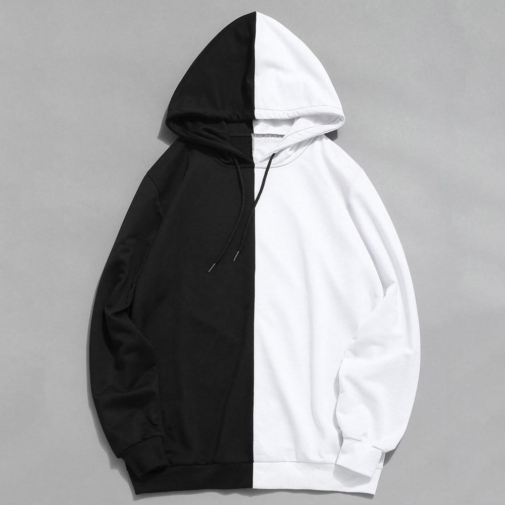 JAYCOSIN Sweatshirts Hoodies Men Spring Casual Long Sleeve Sweatshirt Streetwear Hooded Hoodie Tops sudadera hombre Thin Shirt