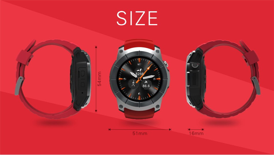 Makibes G05 GPS Smart Watch (16)