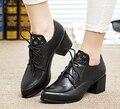 Лодка обувь женщины натуральная кожа оксфорды обувь черный воловья кожа женщины Gommini бездельники дамы оксфорды