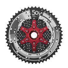 SunRace 11 Speed 11s Cassete MTB Mountain Bike Freewheel 11-46T 11-50T CSMS8 CSMX8 CSMX80 Ultra Light Bicycle Flywheel
