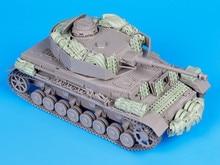 1:35 resina figura modelo kit unassambled sem pintura//b118