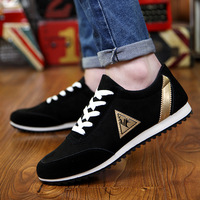Men Shoes 2018 New Fashion Comfort Suede Outdoor Men Sneakers Male Lifestyle Breathable Casual Shoes Men