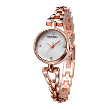 2017 Stainless Steel Women's Wristwatches Ultra Thin Quartz Watch Ladies Dress Casual Hours Bracelet Watches Female Clock Gift