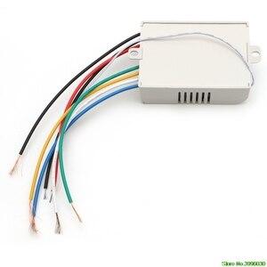 Image 3 - 4 채널 무선 ON/OFF 램프 원격 제어 스위치 수신기 송신기 New