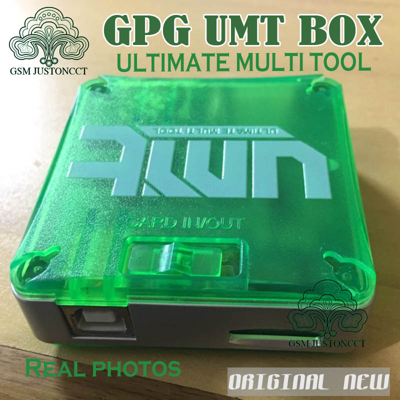 100% Original nouveau UMT boîte ultime Multi outil (UMT) boîte UMT boîte pour samsung Alcatel Huawei Ect