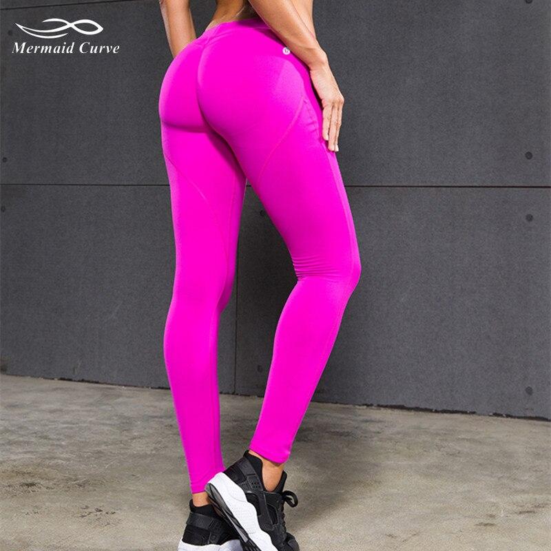 Hi Curves Fitness Leggings Reviews: Aliexpress.com : Buy Mermaid Curve Sport Leggings High