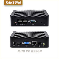 Cheap Mini Computer Desktop Dual Core i5 3317U PC Embedded Micro PC Personal computer Server Ubuntu Industrial X86 12V
