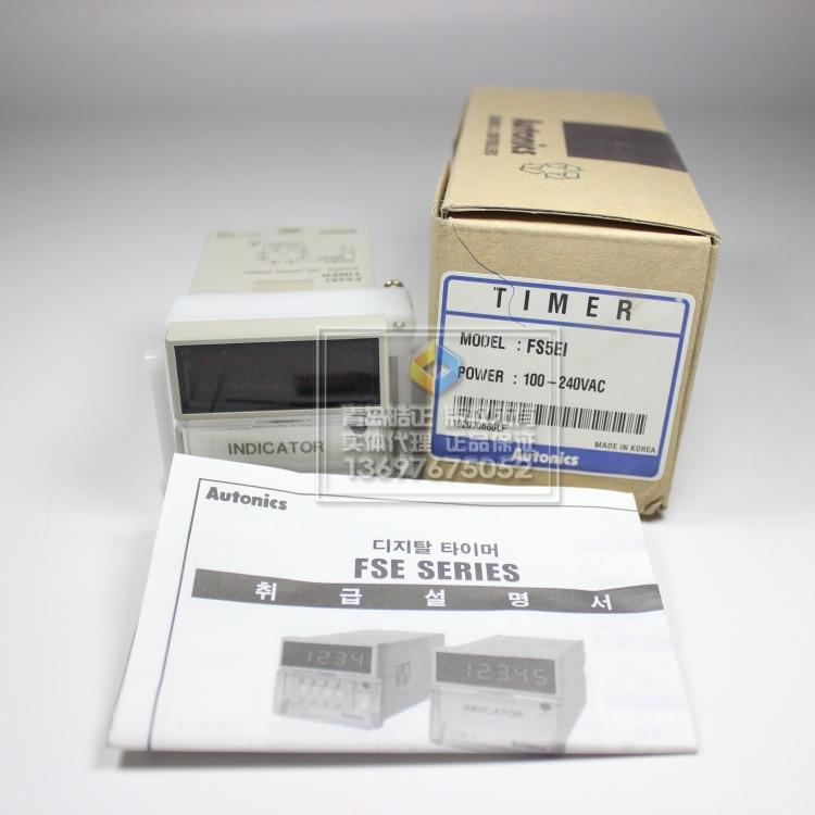 [Original] minuterie de LED Autonics FS5EI