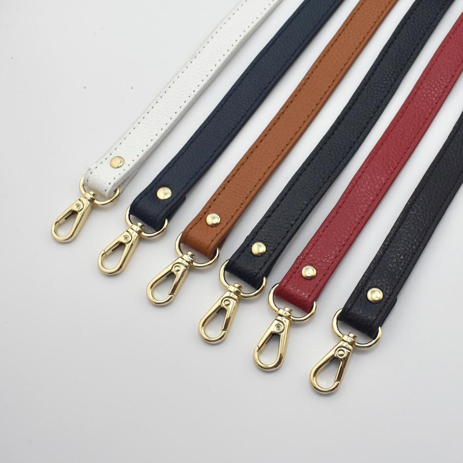 120*2cm Adjustable Genuine Leather Shoulder Bag Straps for Handbag Band Replacement Purse Belt Strap KZ0350_1 FASHIONS KZ