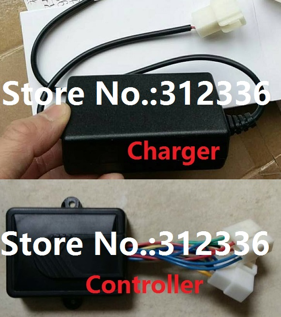 цена на Free Shipping Charger relay Controller use on 5kW ATS Single Phase 220V controller Diesel Generator