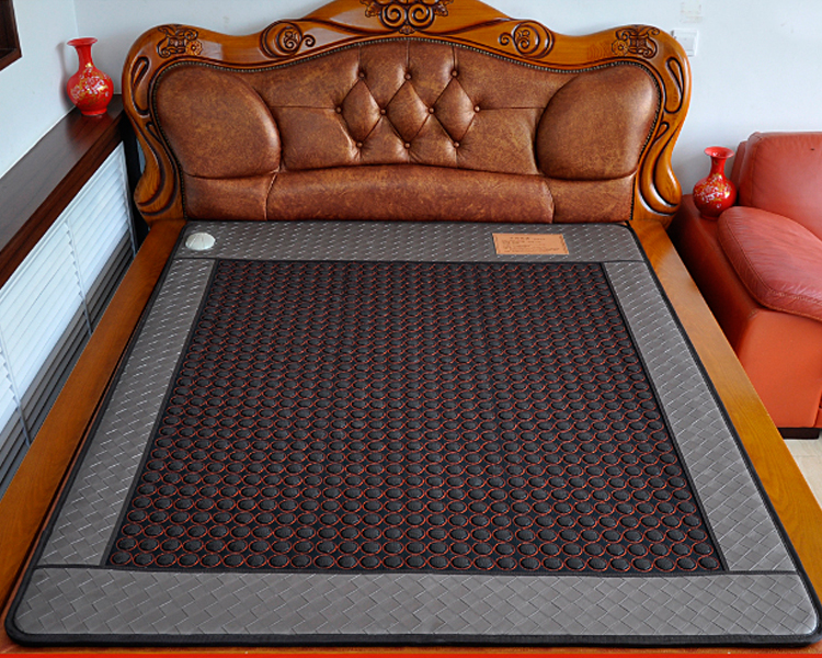 2016 New Cheap Thermal Therapy Electric Jade Mat Heating Sauna Mattress for Bed Jade Mattress 1.2*1.9M Free Shipping 2016 hot thermal therapy heating mattress massager for bed jade mattress made in china free shipping size 1 2x1 9m for sale