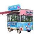280*160*225 см мини уличная тележка для еды/электрический грузовик для пищевых продуктов/мобильный прицеп для еды на продажу