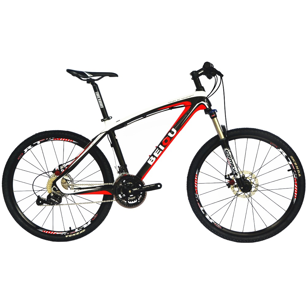 BEIOU Bicicletas Rígida Shi mano 3x9 Velocidad de Bicicleta de Montaña de $ Numb
