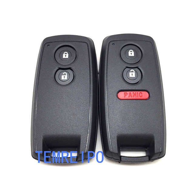 Smart Key Card For Suzuki Swift Car Remote Control Key Cover Case