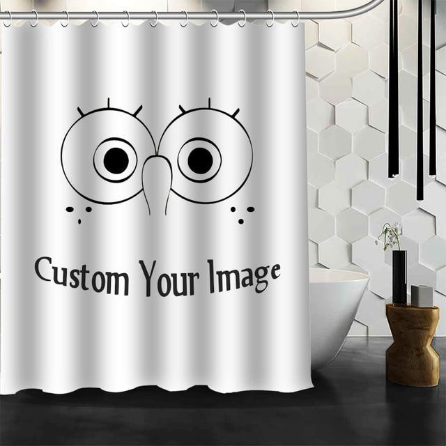 Custom Michael jackson shower curtain washable thickened 5c64f7a44eda9