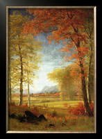 Embroidery Needlework Oneida Autumn Woods Scenery Forest Crafts For 14CT Unprinted DMC DIY Cross Stitch Kits Handmade Arts Decor