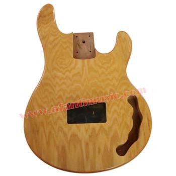 Afanti muzyka DIY bas DIY elektryczna gitara basowa gitara ciała tanie i dobre opinie Pickup pasywny zamknięty Blokowany klucz LIPA Rosewood ADK-165 Beginner Do profesjonalnych wykonań Nauka w domu Drewno z Brazylii