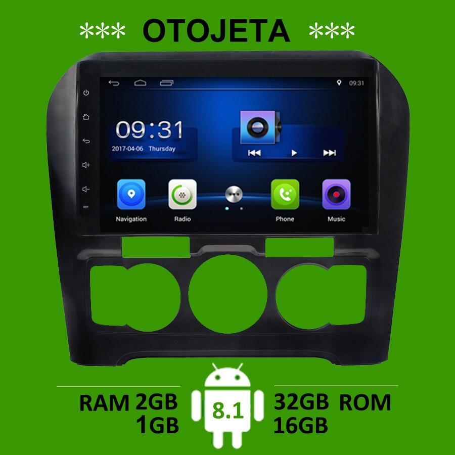 OTOJETA accessoire voiture pour Citron C4 gps navi android 8.1 stéréo bluetooth autoradio magnétophone carplay joueurs headunit radio