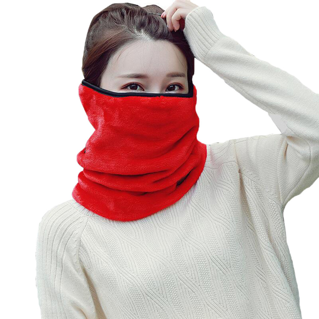 Accessories Considerate 2019 Adult Anti Cold Mask Warm Winter Ski Bike Bicycle Cycling Sports Half Face Neck Outdoor Windproof Face Mask Scarf #30