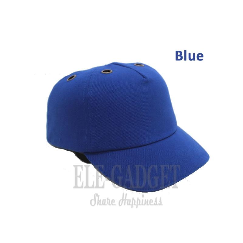 Image 4 - Новая Рабочая защитная кепка, шлем, бейсбольная кепка, Стильная защитная жесткая шапка для работы, одежда, защита головы-in Защитный шлем from Безопасность и защита on AliExpress