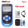 2017 Best Selling Vgate VS450 Scanner Automotivo Para VW Audi Carro Scanner Fault Code Reader Scanner para VAG Ferramenta de Redefinição ABS SRS