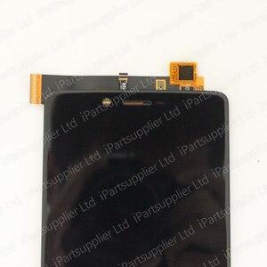 Image 3 - Doogee تبادل لاطلاق النار 1 شاشة الكريستال السائل شاشة تعمل باللمس 100% الأصلي LCD محول الأرقام زجاج لوحة استبدال ل Doogee تبادل لاطلاق النار 1 أداة لاصق