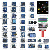 SunFounder 37 Modules Sensor Kit V2 0 For Raspberry Pi 3 2 And RPi 1 Model
