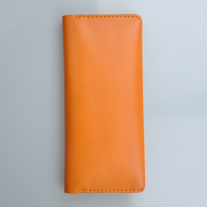ФОТО Original Design Handmade Leather Wallets 2016 Unisex Bolsos Wallets Famous Brand Long Coin Purse Hand Made Multifunction Wallets