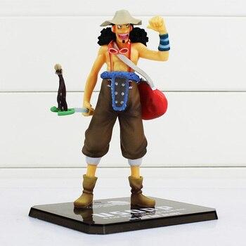 Anime One Piece dwa lata później nowym świecie Usopp Action Figures pcv lalki kolekcja