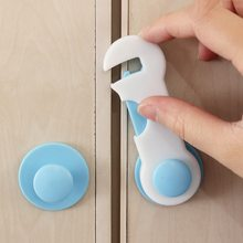 Baby Kids Safety Lock Care Prevent Child From Opening Cupboard Doors Cabinet Drawer Refrigerator Toilet Door Closet Hot Selling(China)