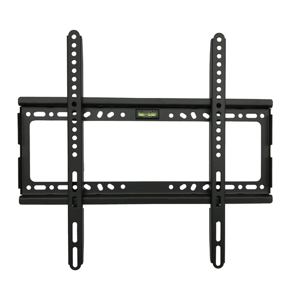 Wall Mount TV Fixed Bracket Hanging For 26-63 Inch LED LCD ABS Stable Up to VESA 400x400mm WWO66 цена