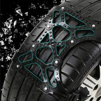 Newest Tire Chain Car Vehicle Truck Off The Road SUV Safe Tire Wheel Chain Anti Skid